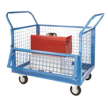 Picture for category Wire Mesh Trucks