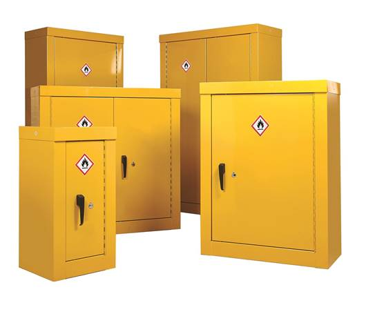 Picture of Hazardous Substance Security Cupboards