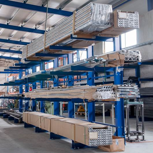 Picture of Dexion Heavy Duty Cantilever Racking