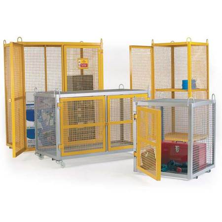Picture for category Security Cages