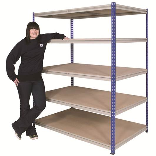 Picture of Z Rivet Racking