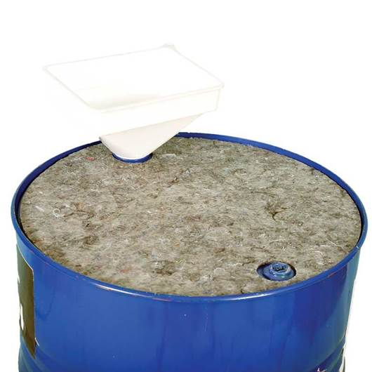 Picture of EVO Recycled® Absorbents - Drum-Top Pads